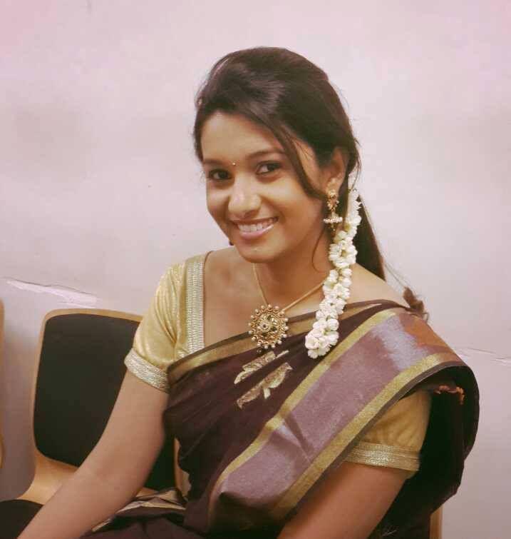 Kollywood Actress Priya Bhavani Shankar Latest Hd Photos: Priya Bhavani Shankar