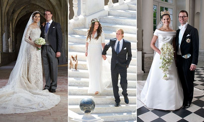 25 Of The Most Beautiful Royal Weddings Of All Time In Pictures Royal Weddings Royal Wedding Dress Bride Pictures