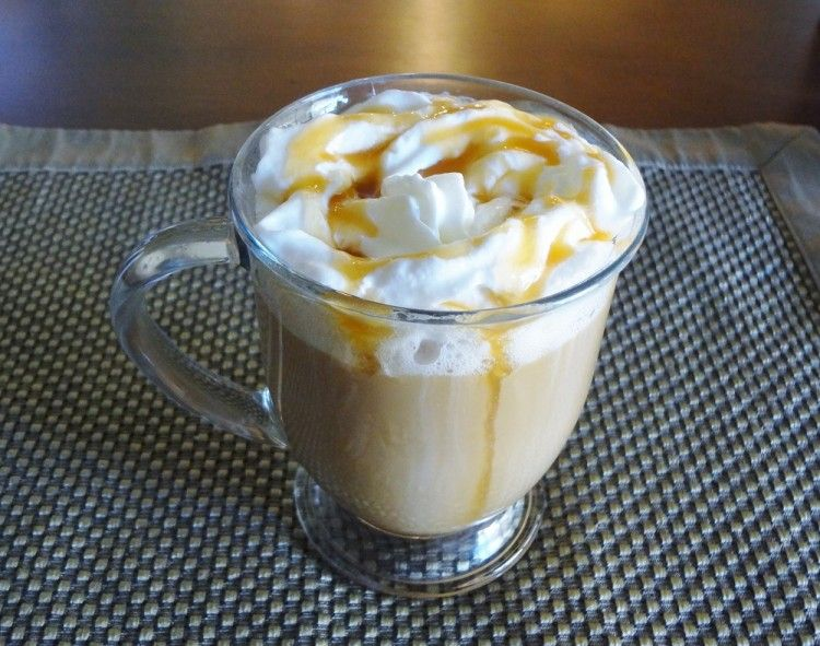 how to make an iced latte with a keurig