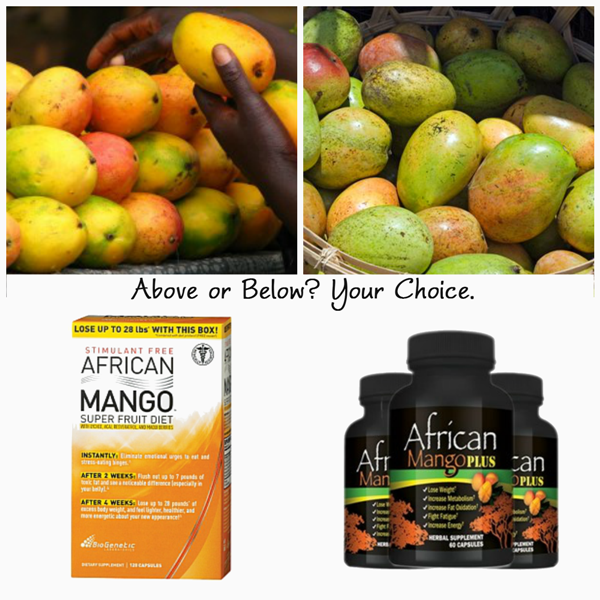 African Mango Is A Type Of Mango Found In The Forests Of Cameroon