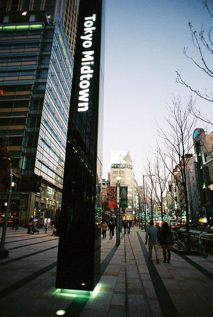 sunset of Roppongi  디자인