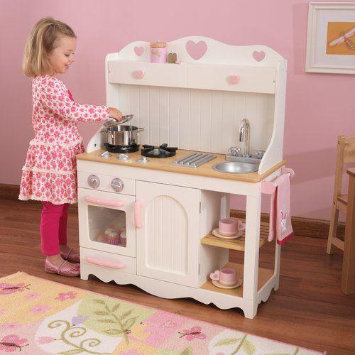 Prairie Play Kitchen Kidkraft Wooden Play Kitchen Wooden Toy