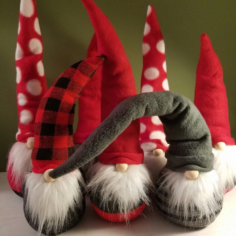 Gnomes Can Be Custom Ordered Please Ask Gnomes Crafts Gnome Tutorial Christmas Knomes