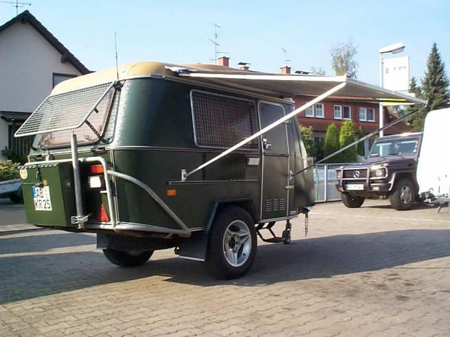 eriba touring brechtel mobile technology camper caravans pinterest wohnwagen. Black Bedroom Furniture Sets. Home Design Ideas
