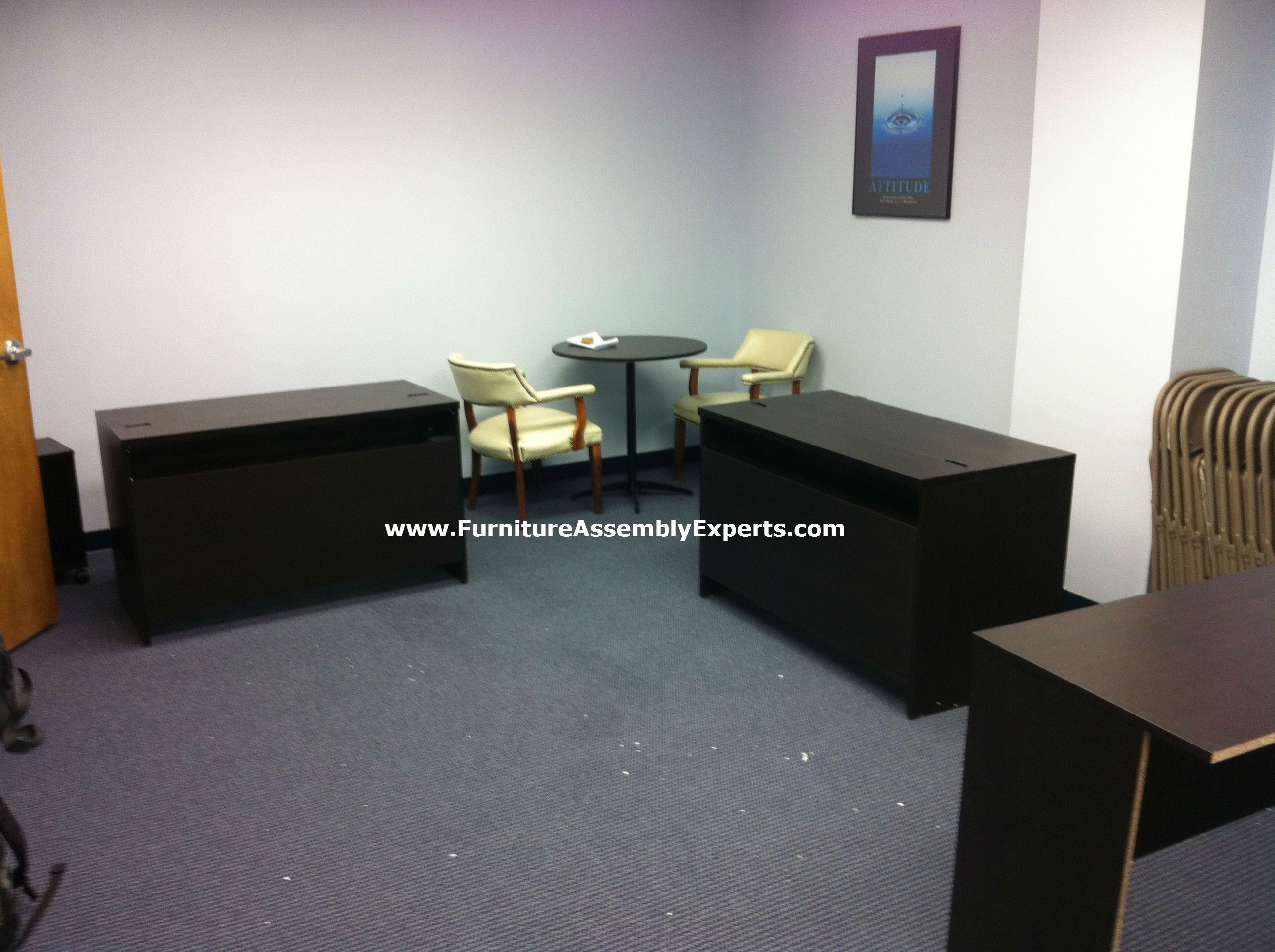 Ikea Office Furniture Installed In Prince William County Va By Furniture  Assembly Experts LLC   Call