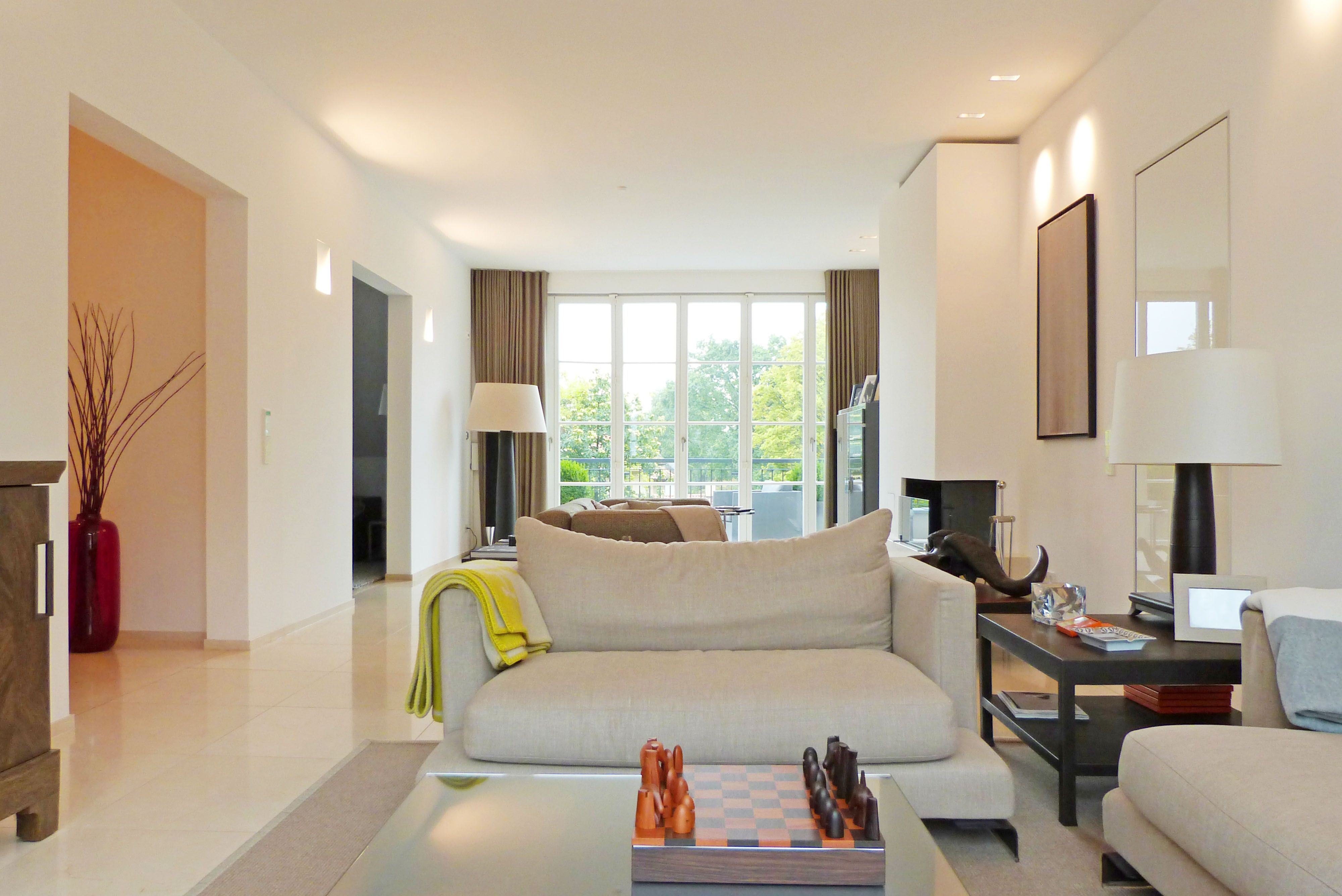 Superb Penthouse in D sseldorf Germany for Sale LuxuryRealEstate