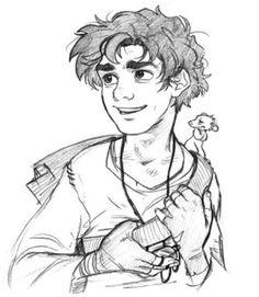 Drawn Boy Curly Hair 5 236 X 271 Curly Hair Styles Boy Hair Drawing Cartoon Hair