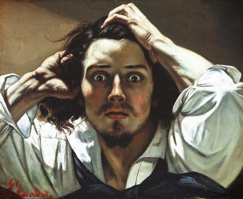 Caravaggio Selfportrait ARt Pinterest