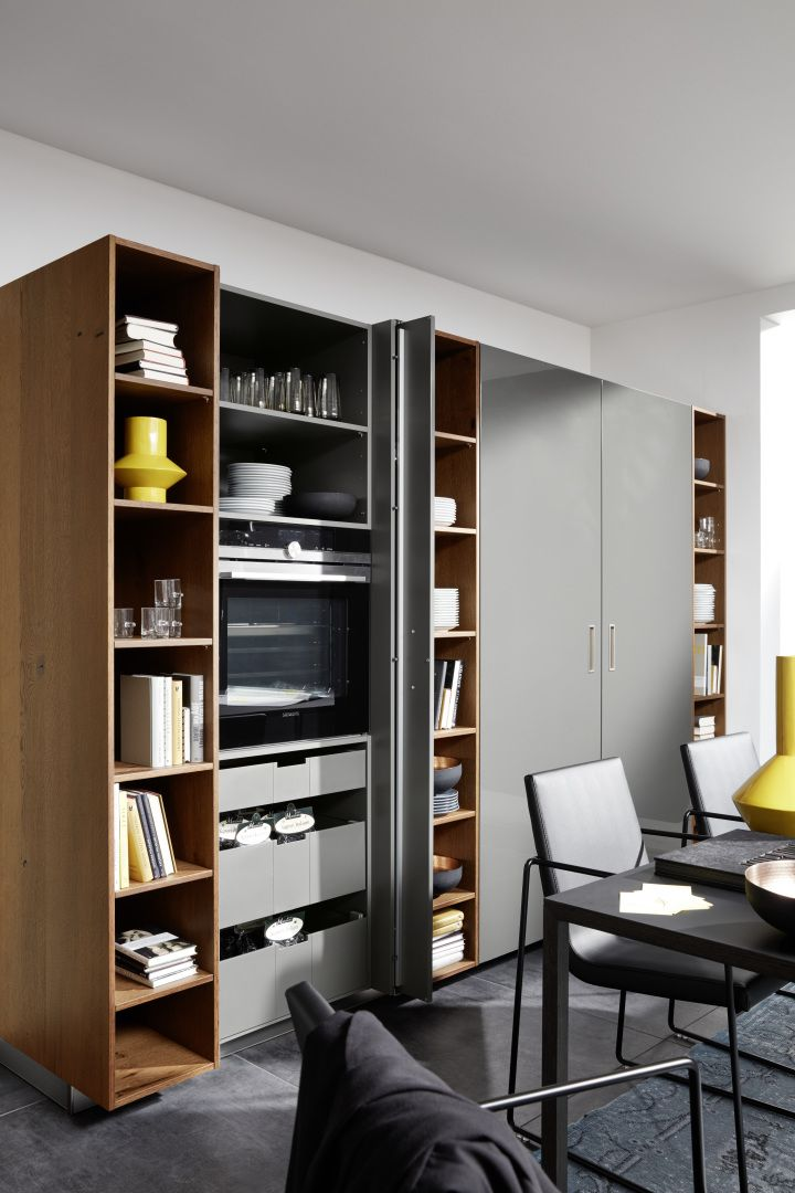 Open-Plan Kitchens Room to live nolte-kitchens Cocinas - nolte küchen bilder