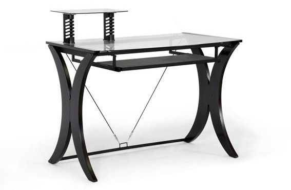 Wholesale Interiors AA-2012-15(wenge)-desk Xavier Dark Brown Modern Computer Desk