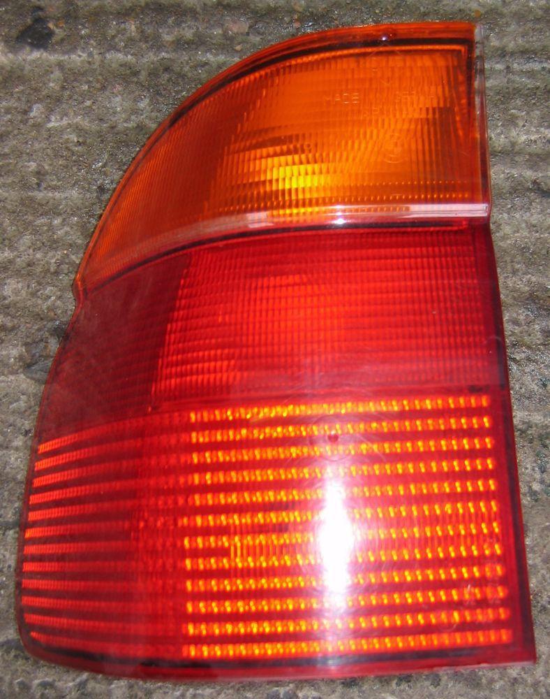 OFF SIDE RIGHT ORANGE INDICATOR LIGHT FOR BMW E38 7 SERIES PREFACELIFT MODEL