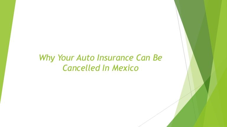 Find out any other reasons why your insurance cover might