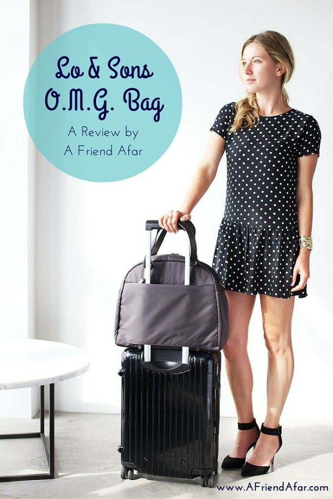 Lo Sons Bag Review