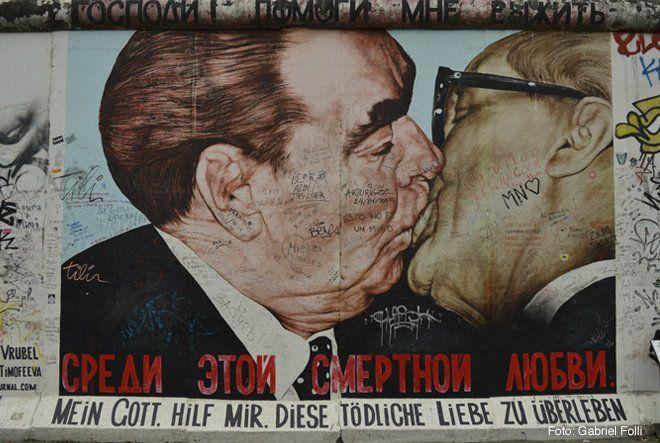 13 Lugares Para Curtir Berlim Sem Gastar Muro De Berlim Berlim Lugares