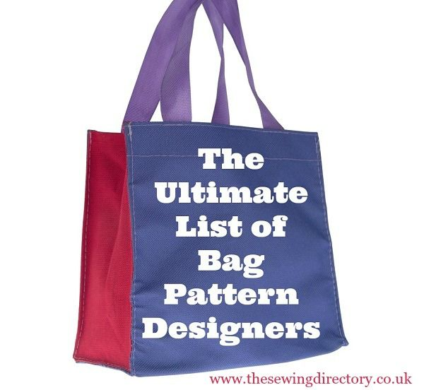 The Ultimate List Of Independent Bag Pattern Designers