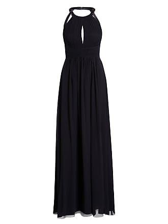 vera mont abendkleid  dunkelblau  abendkleid kleider ballkleid
