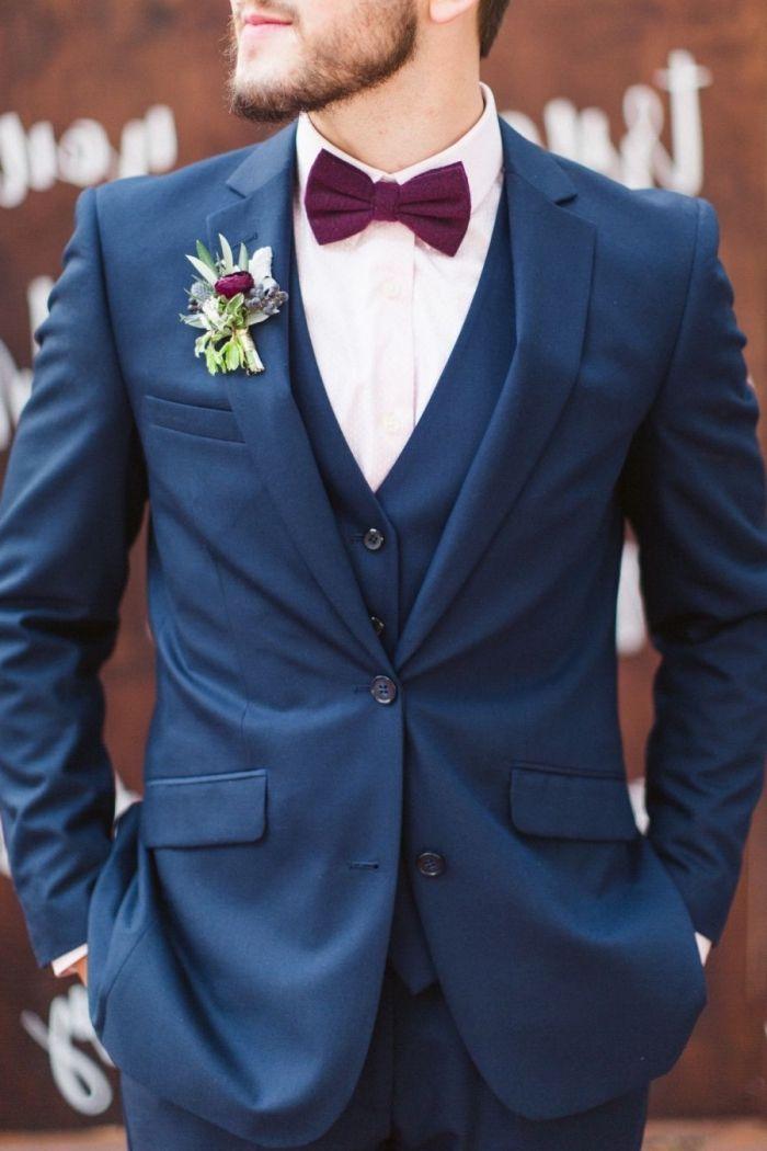 ▷ 1001 + modèles tendances pour mieux choisir son costume marié en 2018 #weddingfall
