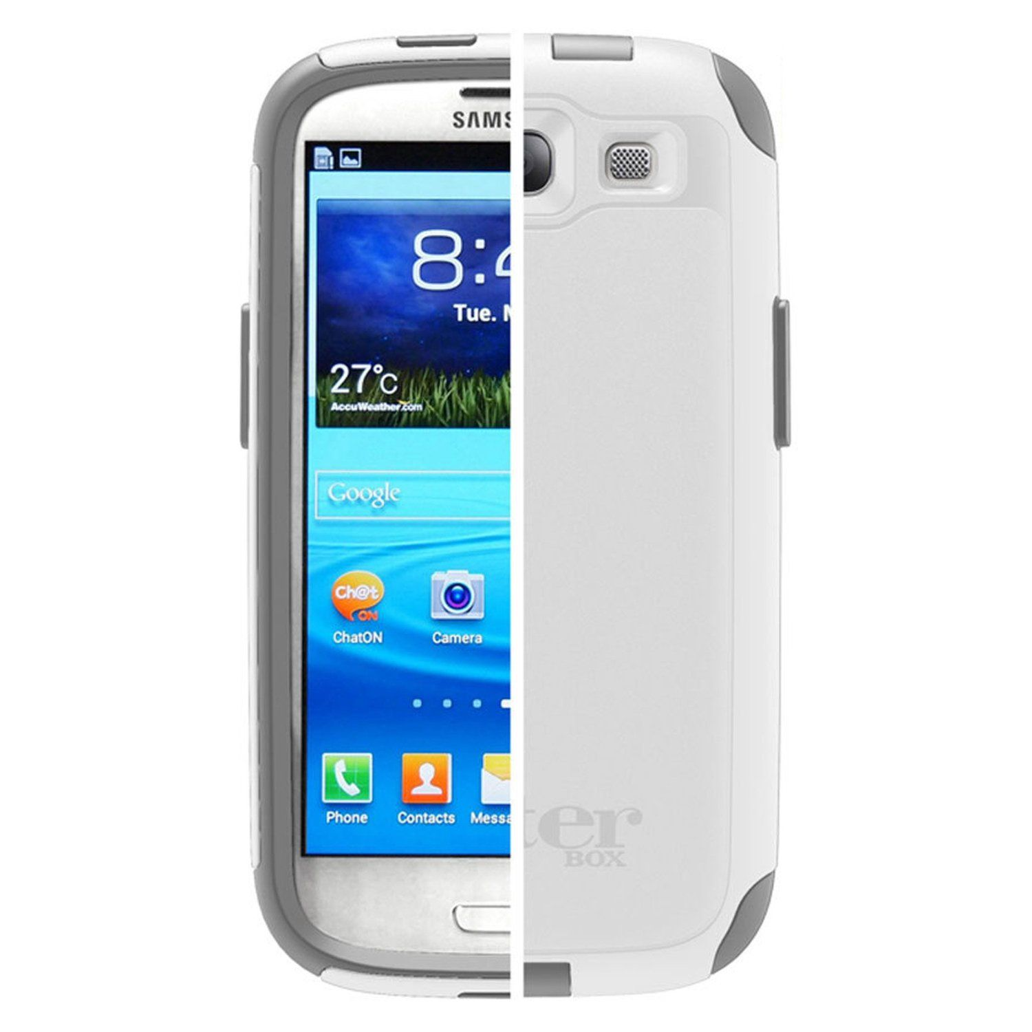 the latest 80861 2830b I own this. OtterBox Commuter Case for Samsung Galaxy S III ...