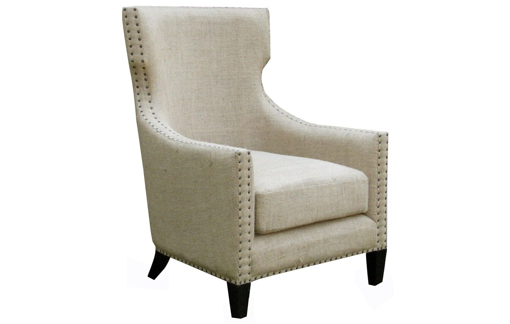Berne Single Chair from NOIR CFC Furniture LA. Dimensions: 30\