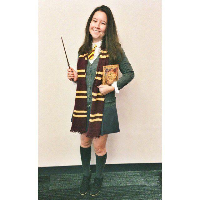 Hermione Granger Halloween Harry Potter Halloween Costumes