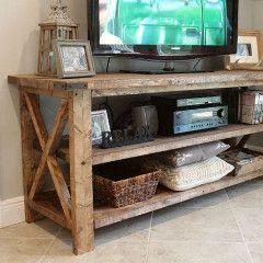 TV stand, media console, sofa table, entryway table | Main door ...