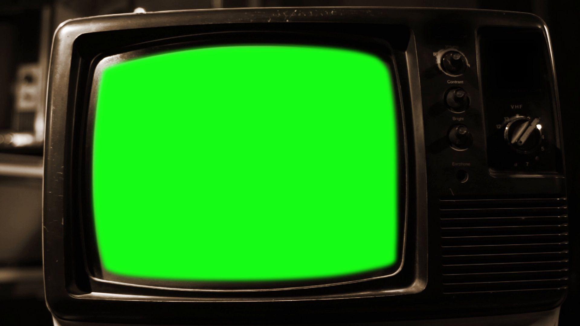 Vintage Tv Green Screen Aesthetics Of The 80s Sepia Tone Zoom In Stock Footage Screen Aesthetics Green Vintage Gambar Garis Bingkai Foto Gambar