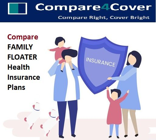 Best FAMILY FLOATER Health Insurance Plans in India ...