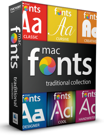 Download macFonts Traditional Collection | Unique fonts, Classic ...