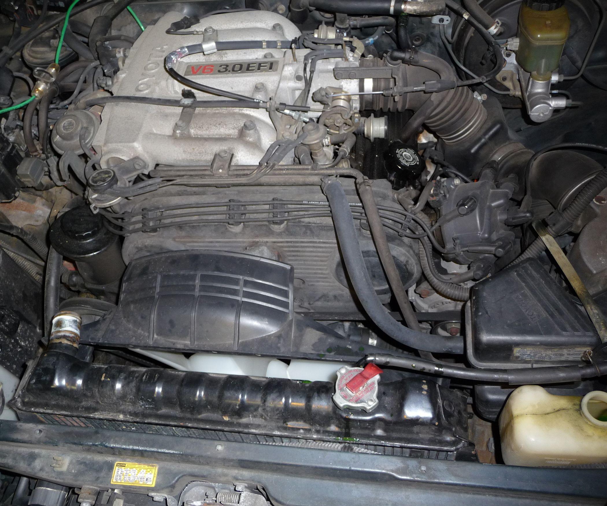 1994 Toyota 4Runner V6 3VZE Timing Belt Replacment | Toyota 4runner, 4runner,  Electric car enginePinterest