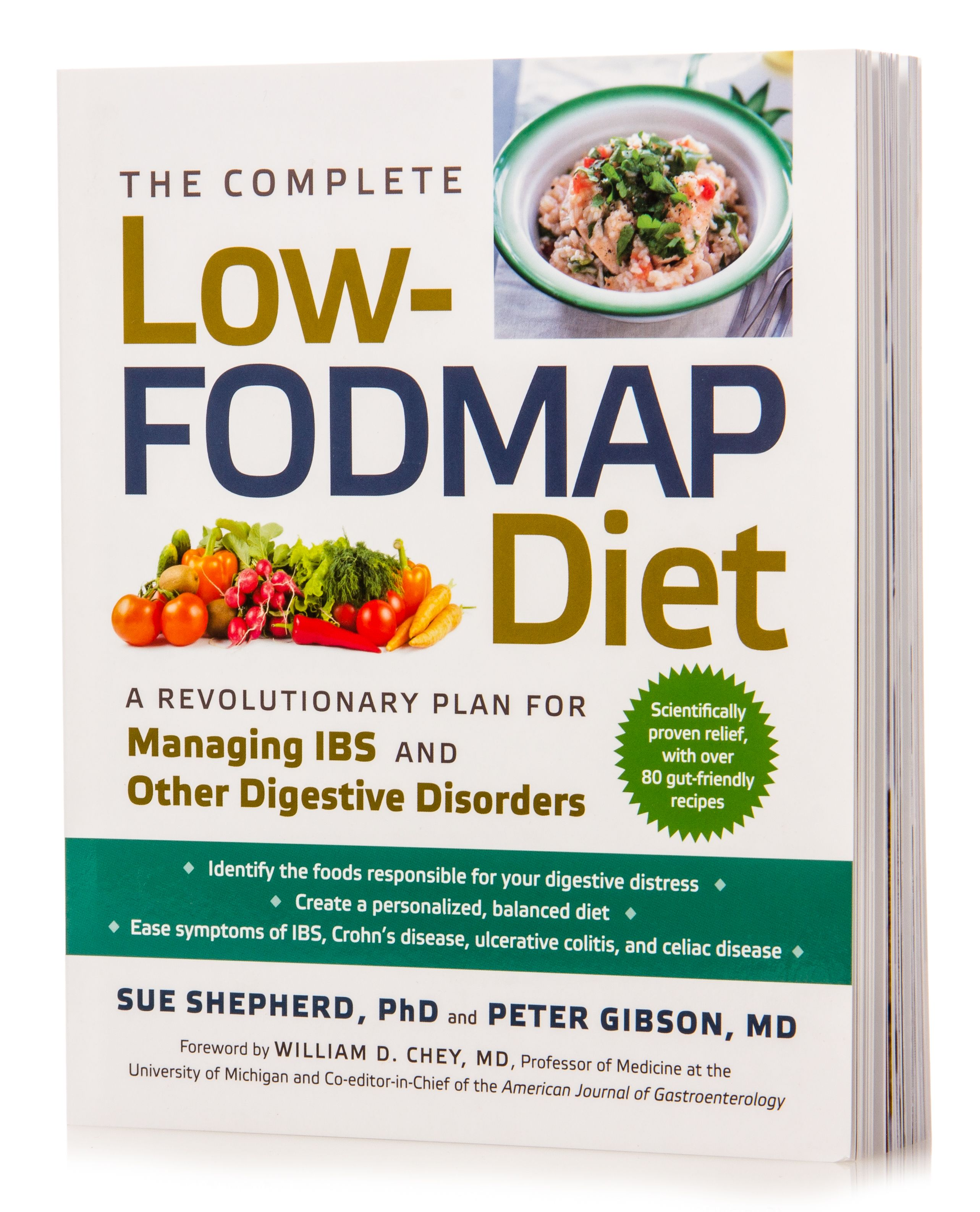 Books The Complete Low-FODMAP Diet