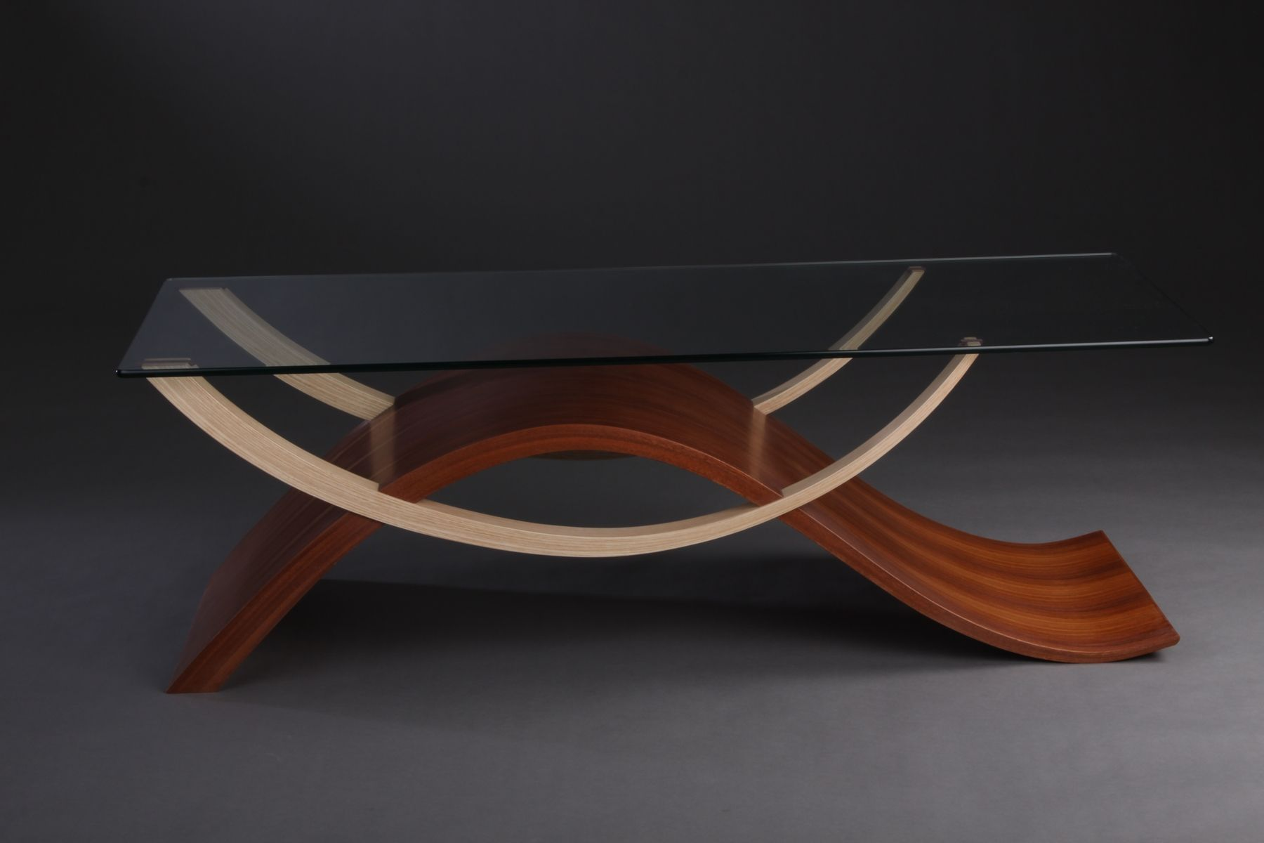 Custom Handcrafted Wave Form Coffee Table Coffee Table Design Modern Tea Table Design Coffee Table [ 1200 x 1800 Pixel ]