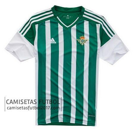 Comprar Camiseta Real Betis 2017 Camisetas De Futbol Baratas Mens Tops Mens Tshirts Shirts