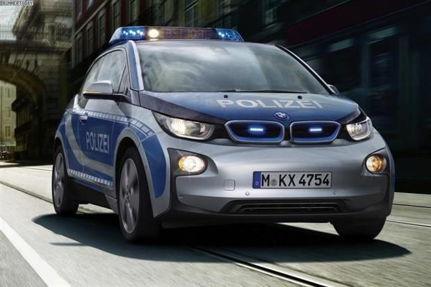 Bavière : des BMW i3 électriques pour la Police                                                                                                                                                     Plus