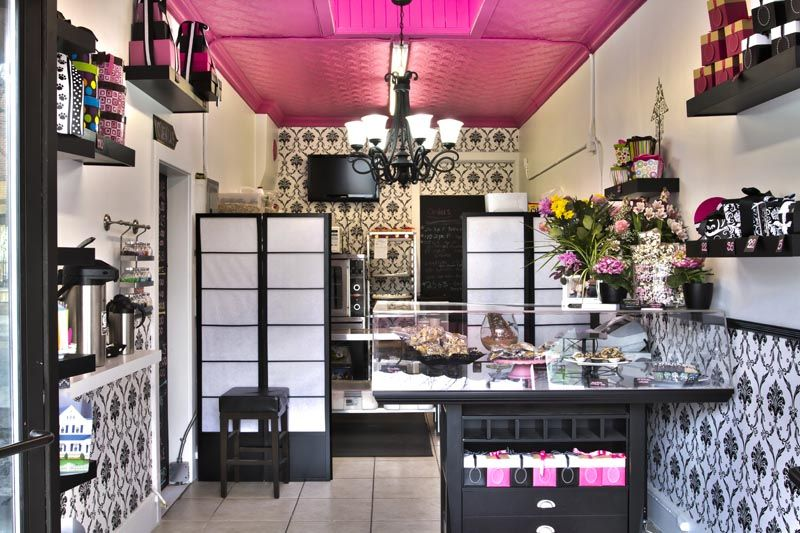 Hotti Biscotti - how gorgeous is this store?!?!?! Been so long since I've been there; must go back soon!