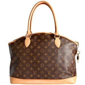Louis Vuitton Monogram Canvas Lockit Horizontal Tote my one and only that s my baby