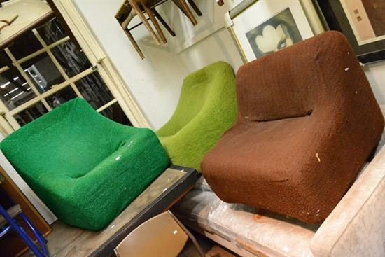 Magnificent Four Featherstone Numero Iv Lounge Chairs 200 Joels Beatyapartments Chair Design Images Beatyapartmentscom