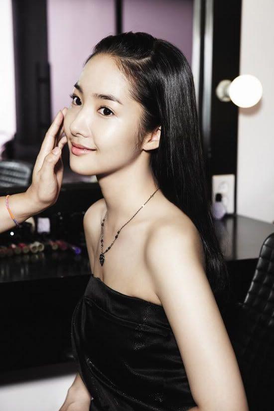 Park Min Young Naturally Gorgeous Makeup Park Min Young Beauty Asian Beauty