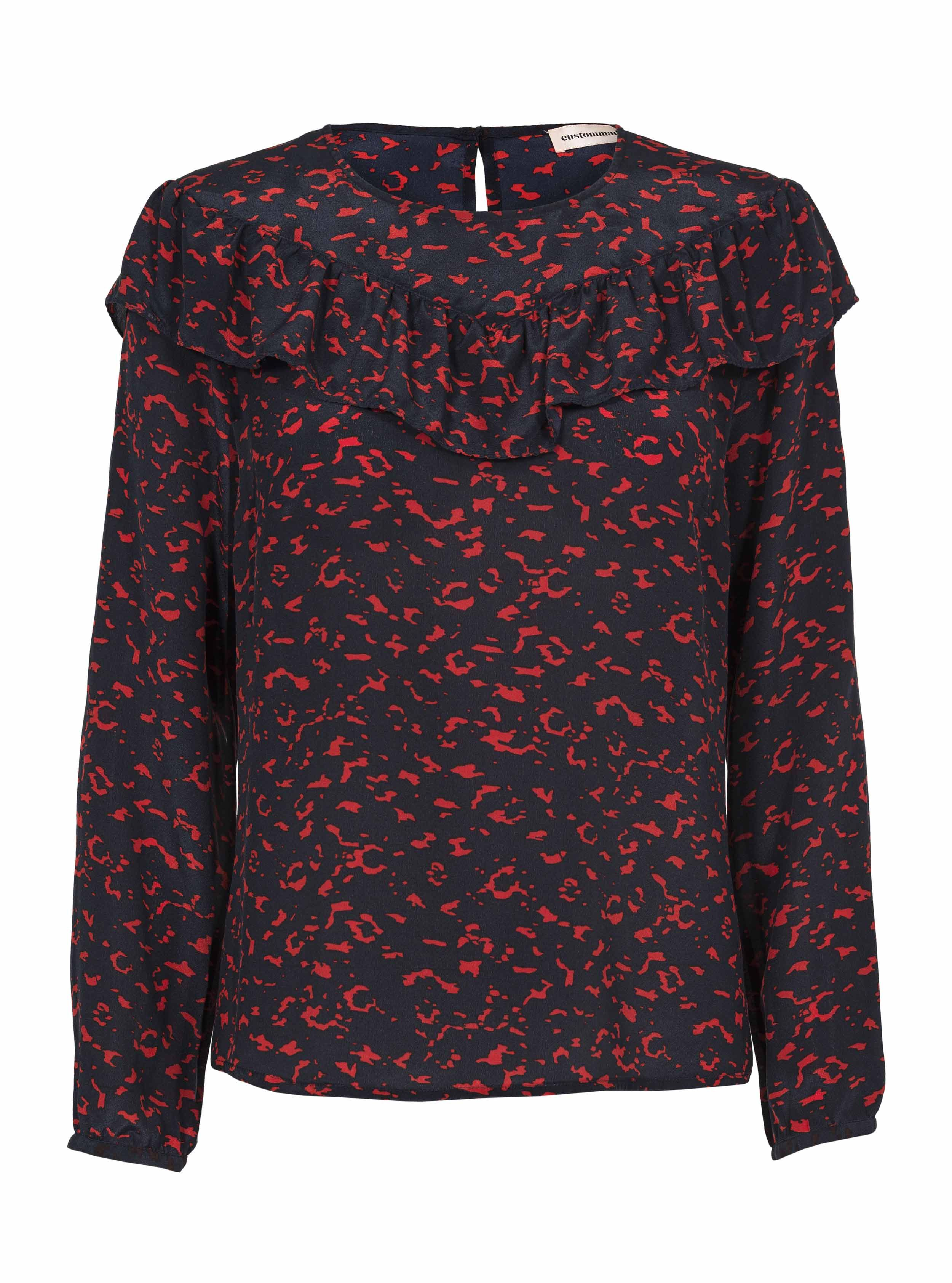 Taya Silk Shirt | Custommade.dk | Womens fashion | Pinterest ...