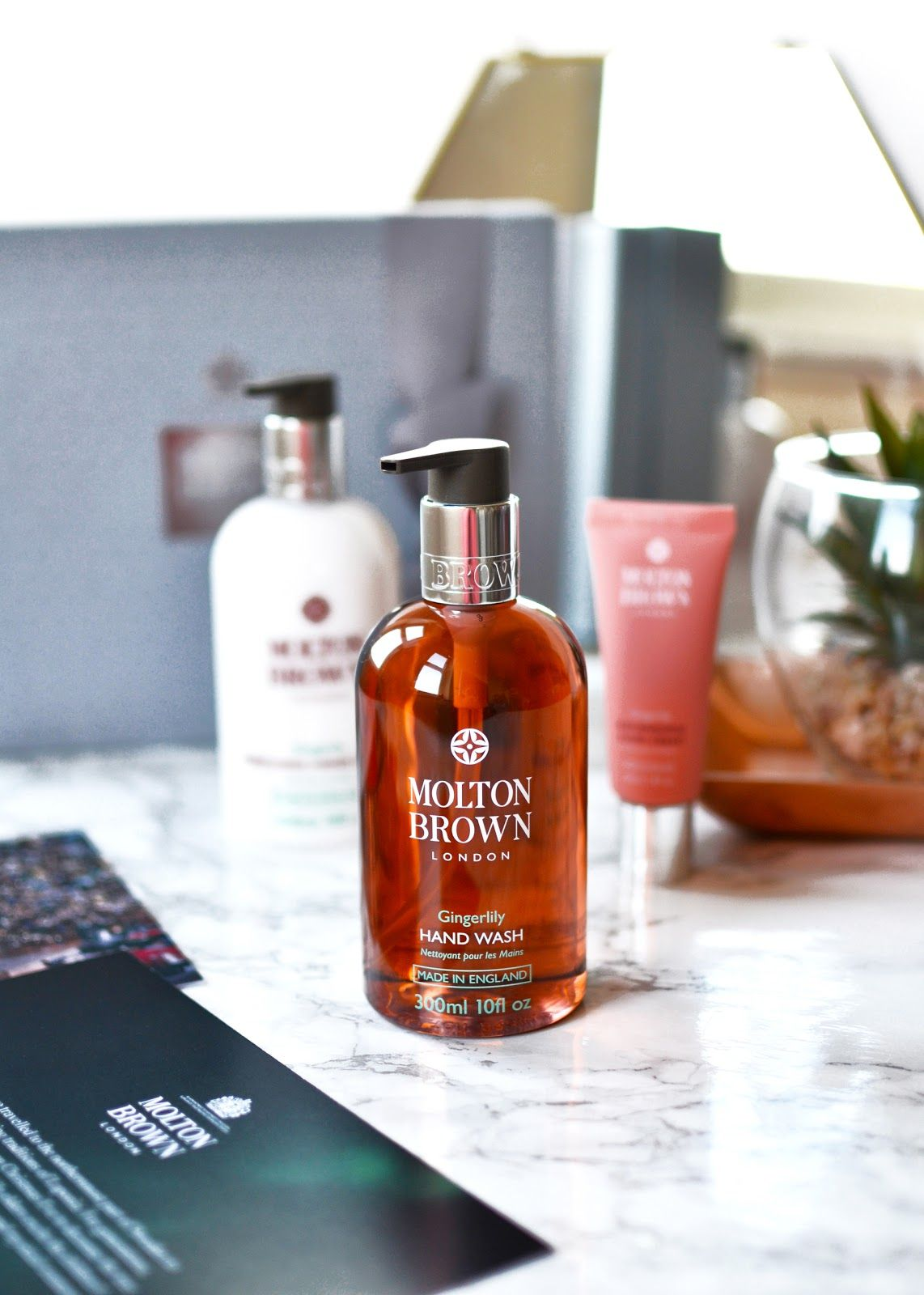 Molton Brown Gingerlily Hand Gift Set