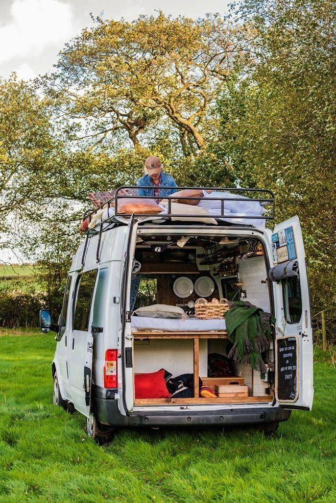 ⋆ Quirky Campers Dave ⋆ Quirky Campers  Dave ⋆ Quirky Campers    Barn door awning for Vivaro/
