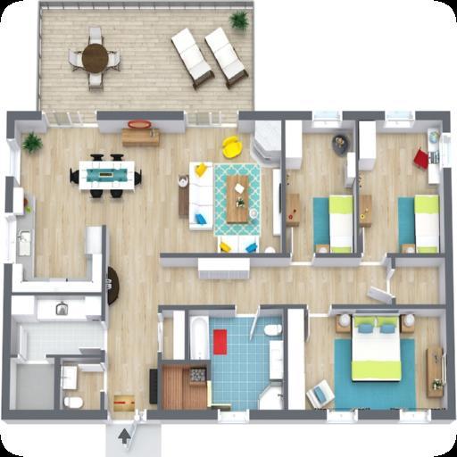 Apkviral Floor Plan Creator Pro Apk Mod Free Unlocked In 2020 House Design Trends Floor Plan Creator Modern House Floor Plans