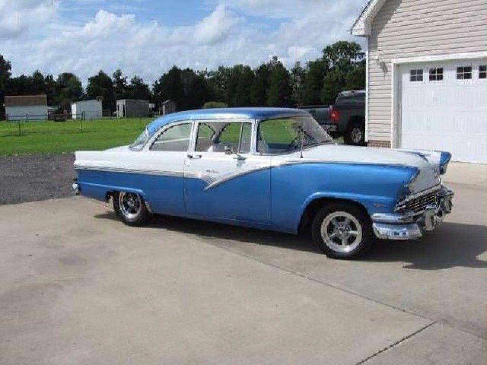 1956 Ford Fairlane for sale near Cadillac, Michigan 49601 ...