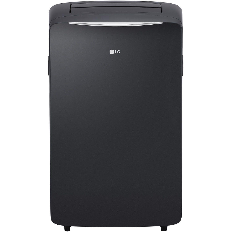 Lg Lp1417shr 14 000 Btu Portable Air Conditioner Cooling Heating Refurbished White Window Air Conditioner Air Conditioner With Heater Cool Stuff