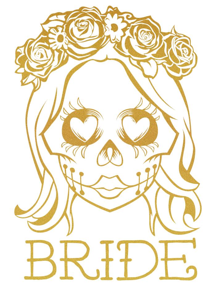 Sugar Skull Bride | Future: Wedding Inspiration | Pinterest | Sugar ...