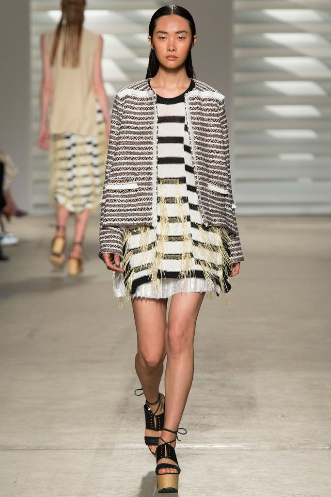 Thakoon Spring 2015 Ready-to-Wear - Collection - Gallery - Style.com