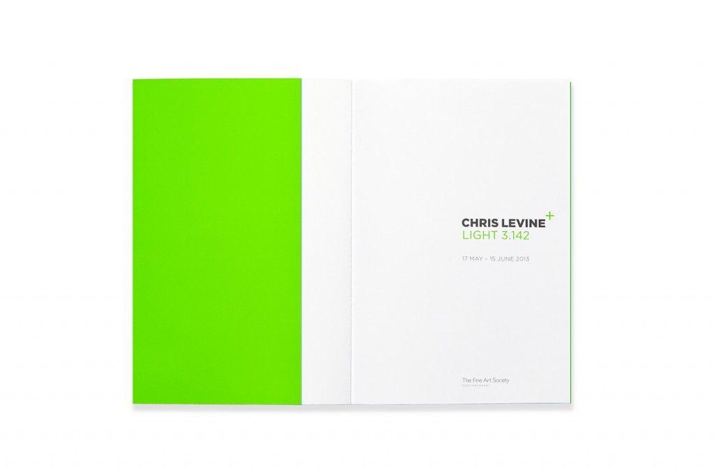 why not associates · chris levine 1