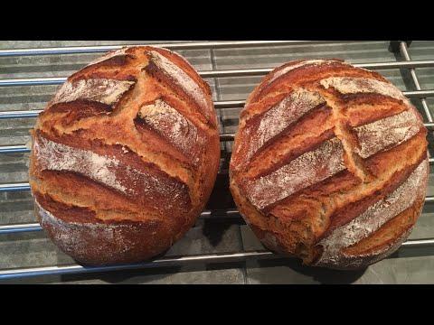 Friss-dich-Dumm-Brot aus dem Monsieur Cuisine Plus/Connect
