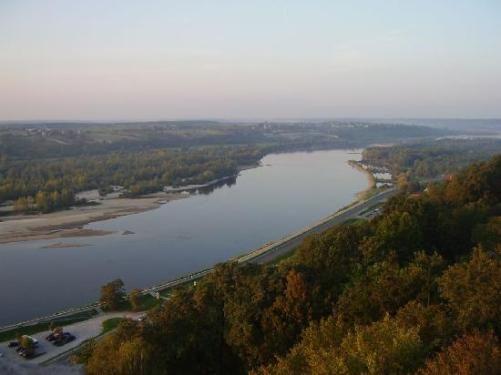 Río Vístula Polonia River Outdoor Water