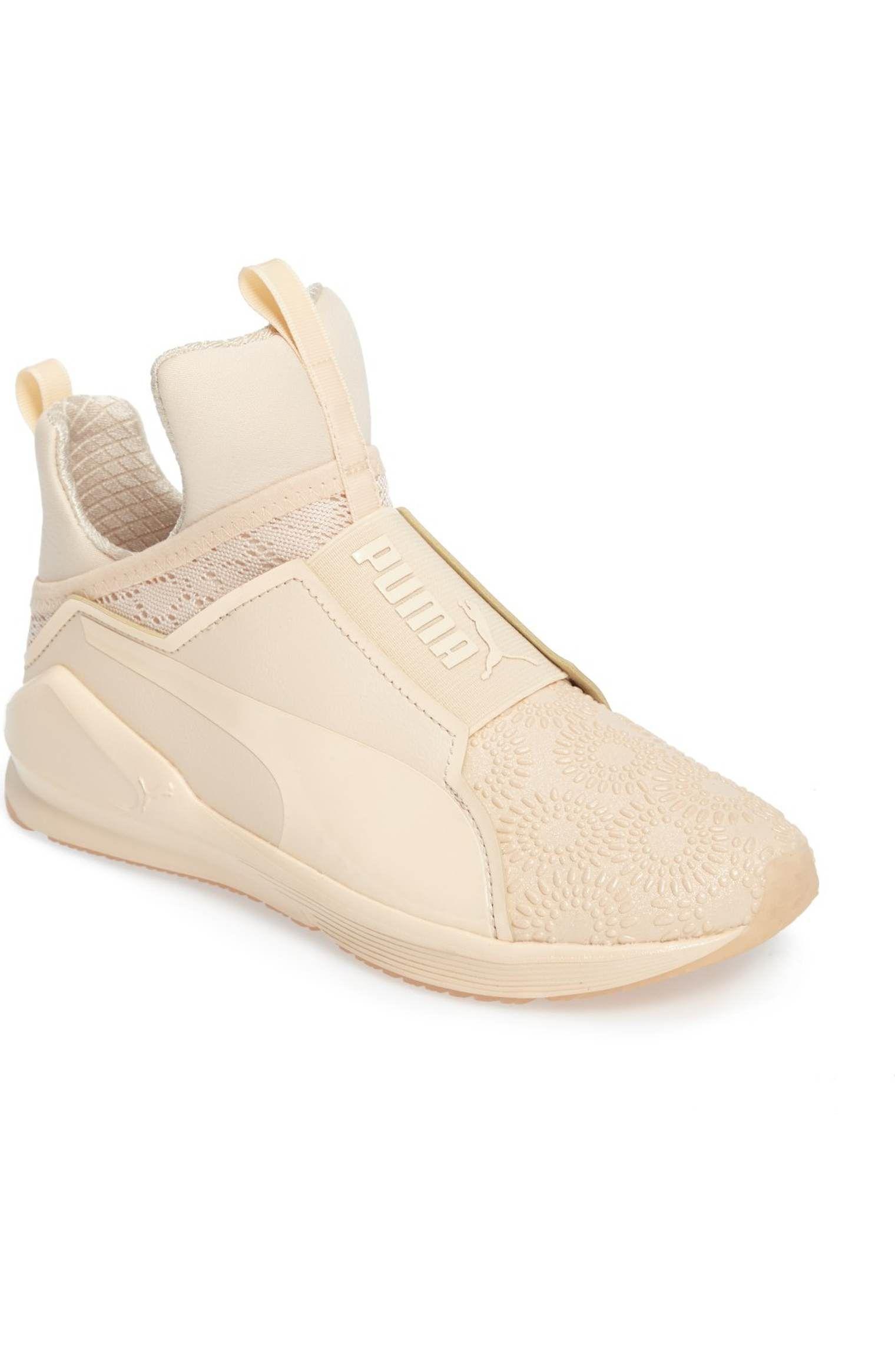 68a2767aeadf Main Image - PUMA FENTY by Rihanna Fierce KRM High Top Sneaker (Women)