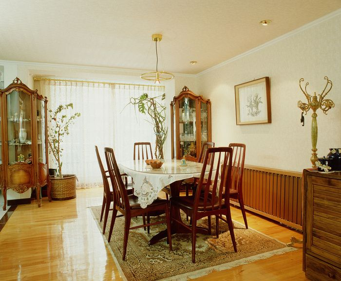 Dining Room Photo Picture Definition Word And Phrase